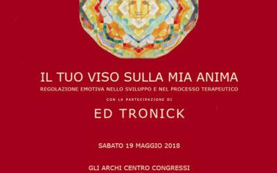 """Convegno Roma – Ed Tronick """"Il tuo viso sulla mia anima"""""""